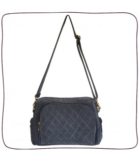 Baby Bag Paris Chumbo