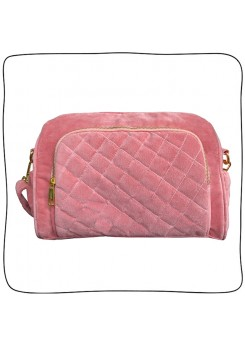 Baby Bag Paris Rosa Chiclete
