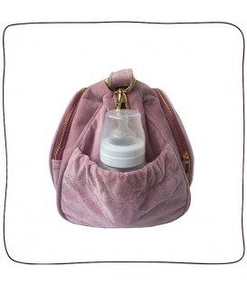 Baby Bag Paris Rosé