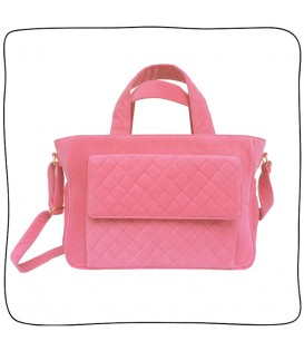 Baby Bag Premiere Rosa Chiclete