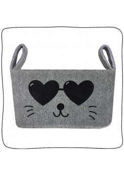 Organizador Slim Plush Miss Cat