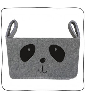 Organizador Slim Plush Mr Panda